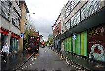 TQ3266 : Poplar Walk, Croydon by N Chadwick