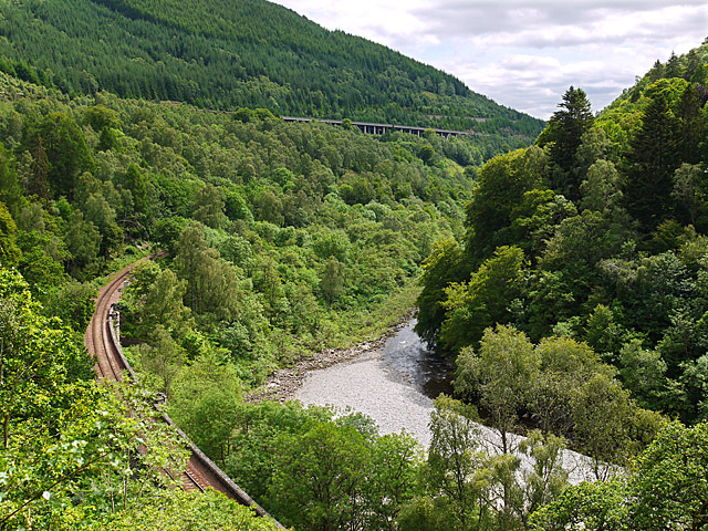The Pass of Killiecrankie