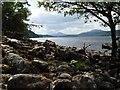 NH2301 : Loch Garry by Claire Pegrum