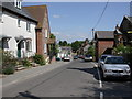 ST9917 : Sixpenny Handley High Street by Mike Faherty