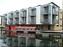 NT2472 : Residential flats at Edinburgh Quay by kim traynor