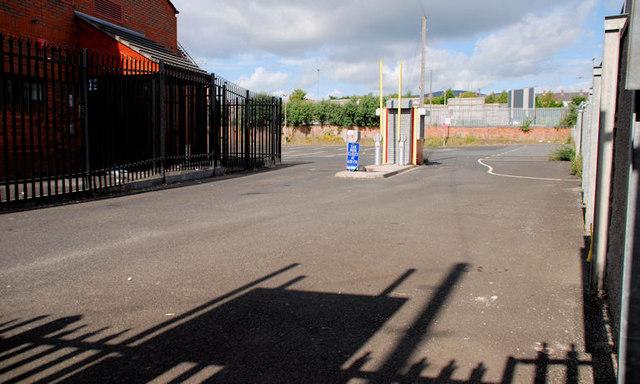 Samuel Street site, Belfast (2)