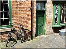SP0786 : Back yard, Court 15, Inge Street, Birmingham (6) by Brian Robert Marshall