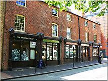 SP0786 : The Birmingham back-to-backs, Hurst Street, Birmingham (1) by Brian Robert Marshall