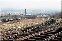 SD6311 : View From Horwich Works by Martin Addison
