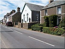 SH3231 : Seion - Capel yr Annibynwyr, Ffordd Pedrog, Llanbedrog by Eric Jones
