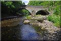 NY3603 : Brathay Bridge by Ian Taylor
