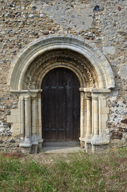 Norman Doorway 169 Ashley Dace Cc By Sa 2 0 Geograph