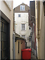 TQ8209 : Alleyway off Marine Parade by Oast House Archive