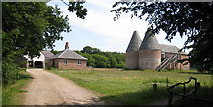 TQ9534 : Yonsea Farm, Rare Breeds Centre by Oast House Archive