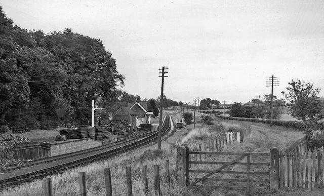 Burgh-by-Sands Station