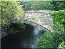 NT2273 : Bridge over Water of Leith by David Martin