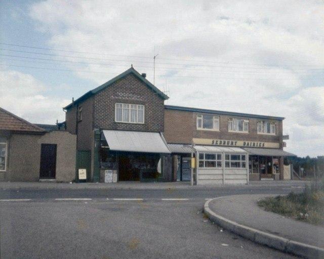 Sedbury Dairies, Sedbury Lane