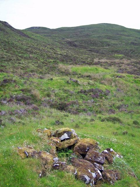 Shieling in Glen Suardal
