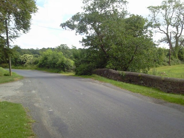 Bridge, Gilliamstown, Co Meath
