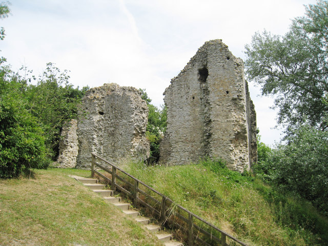 Great Tower, Sutton Valence Castle