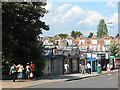 TQ3772 : Randlesdown Road shops (2) by Stephen Craven