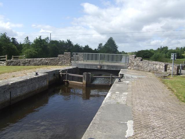 Shannon-Erne Waterway - Lock 14 Drumduff