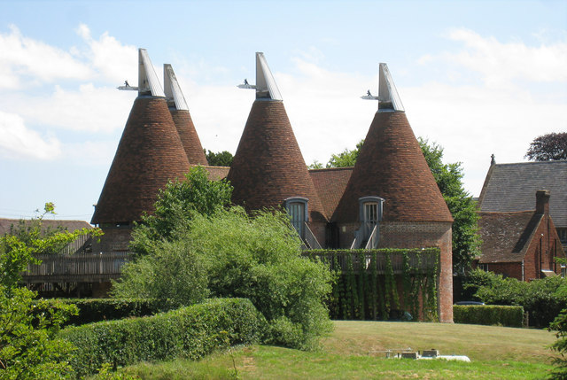 Church Farm Oast, Brick Kiln Lane, Horsmonden, Kent