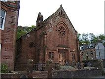 NS1055 : Disused Church, Kilchattan by Barbara Carr