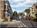 TQ2775 : Comyn Road, Battersea by Stephen Craven