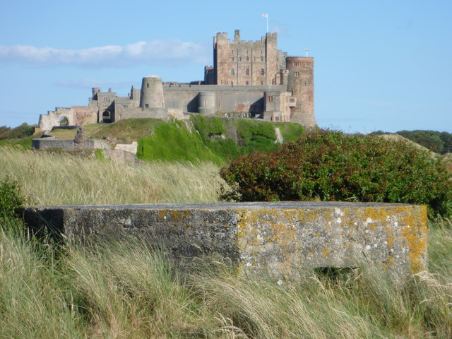 Defence of The Realm at Bamburgh, Northumberland