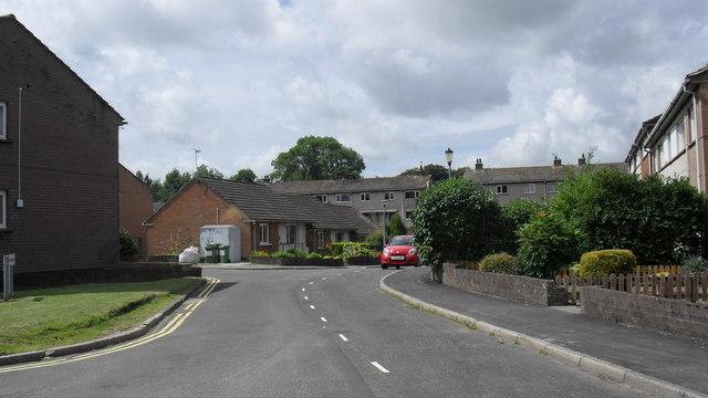 St. Leonard's Close in Cockermouth