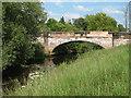 SJ7167 : Byley Bridge by Stephen Craven
