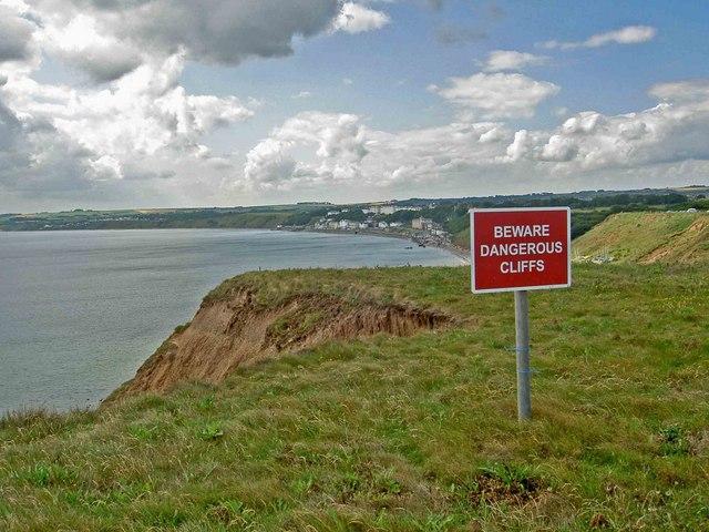 Beware Dangerous Cliffs