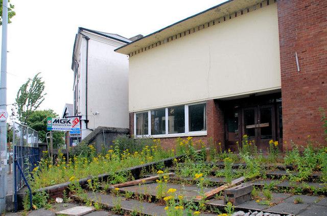 Former church hall, Belfast