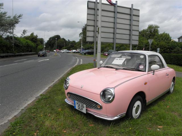 Car for sale, Omagh