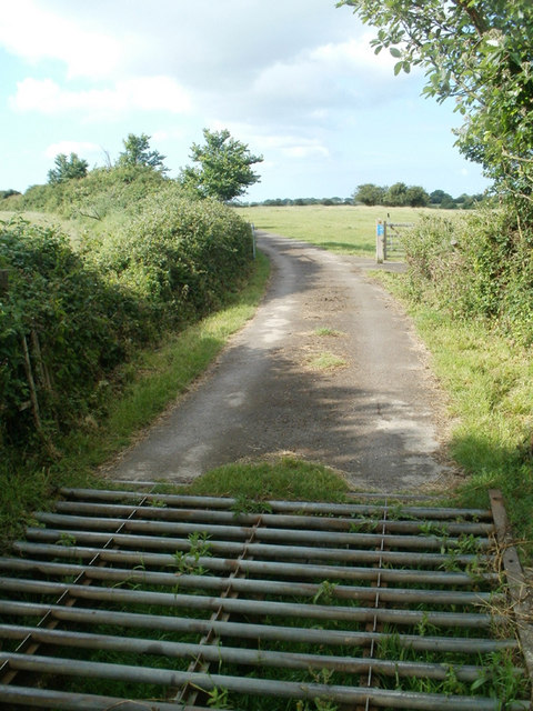 Farmland near South Mundham