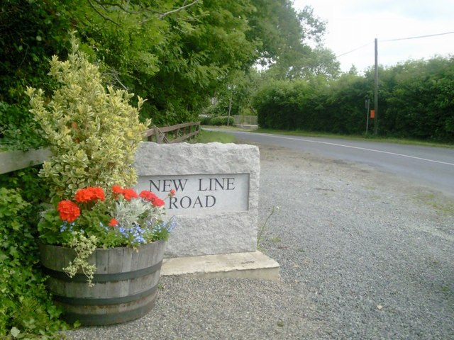 Road Name Sign, Co Meath