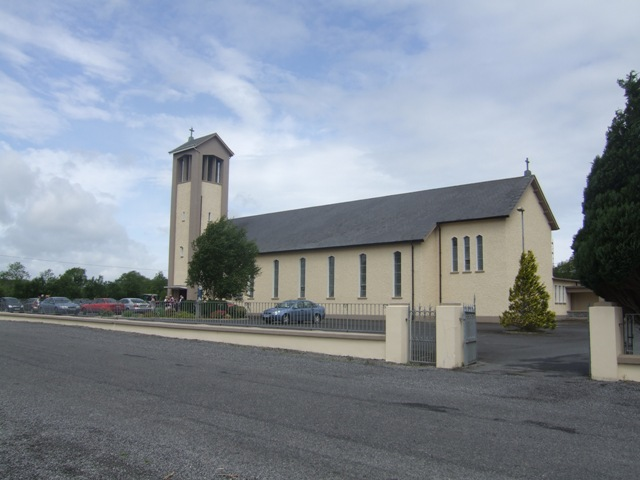 Church wedding in Ballagh