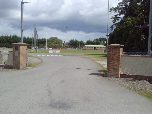 Skreen GAA Clubhouse and grounds
