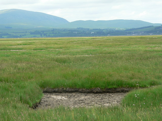 Mudflats at Wigtown