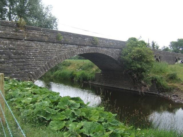 Inchamore Bridge over the River Boyne