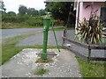N9563 : Water pump, Co Meath by C O'Flanagan