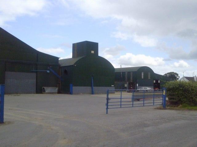 Farm Buildings, Co Meath
