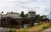 SO5012 : The Monnow Bridge by Steve Daniels