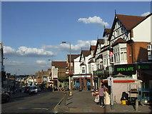 TQ2473 : Replingham Road, Southfields by Malc McDonald