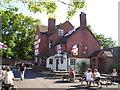 SJ9214 : The Boat Pub, Penkridge by canalandriversidepubs co uk