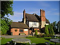 SJ9317 : The Moat House Hotel Pub, Acton Tussell by canalandriversidepubs co uk