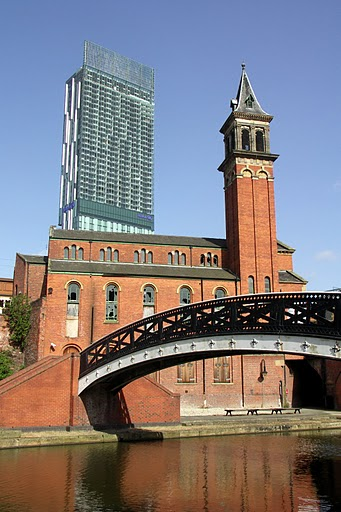 Old & new towers