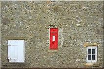 SK1971 : Postbox, Little Longstone by Mick Garratt