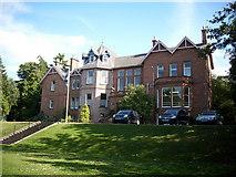 NT5433 : Melrose Youth Hostel by James Denham