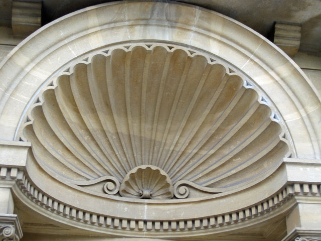 Architectural shell, Middleton Street