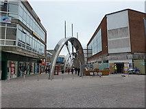 SD3036 : Birley Street, Blackpool by Alexander P Kapp
