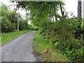 C1729 : Road at Gertnalag by Kenneth  Allen