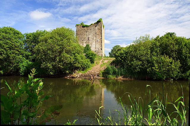 Castles of Leinster: Coole, Offaly (1)
